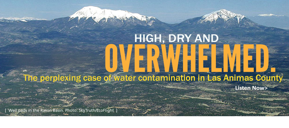 Raton Basin Well Contamination